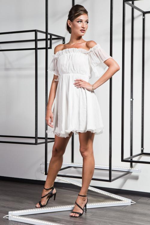 Платье 3358 белый