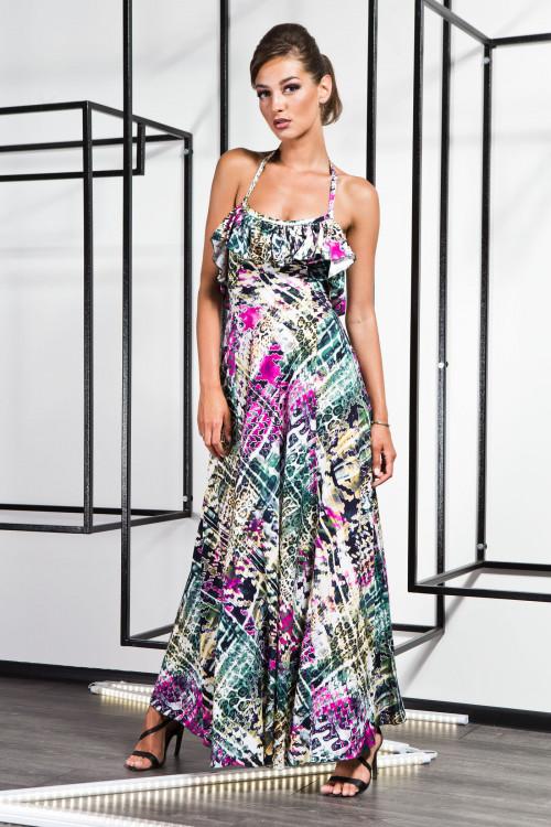 Платье 3368 зеленый