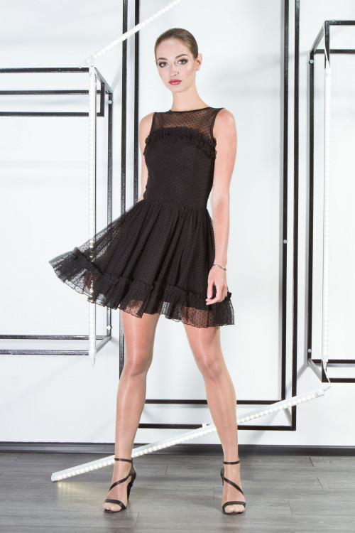 Платье 3353 черный