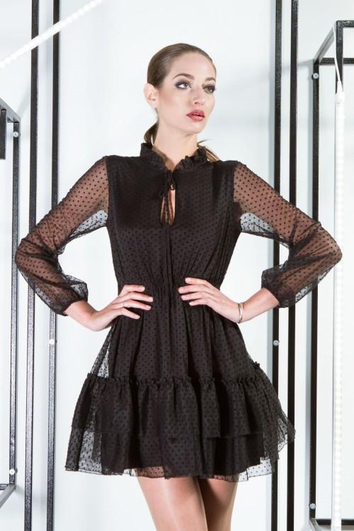 Платье 3354 черный