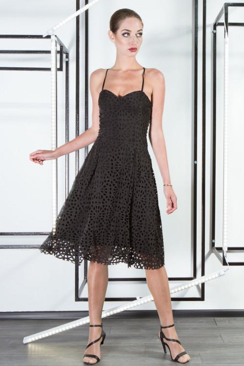 Платье 3292 черный