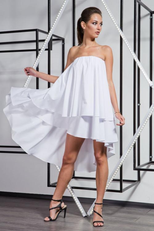 Платье 3359  белый