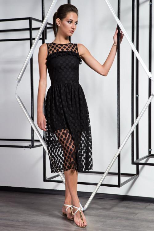 Платье 3364 черный