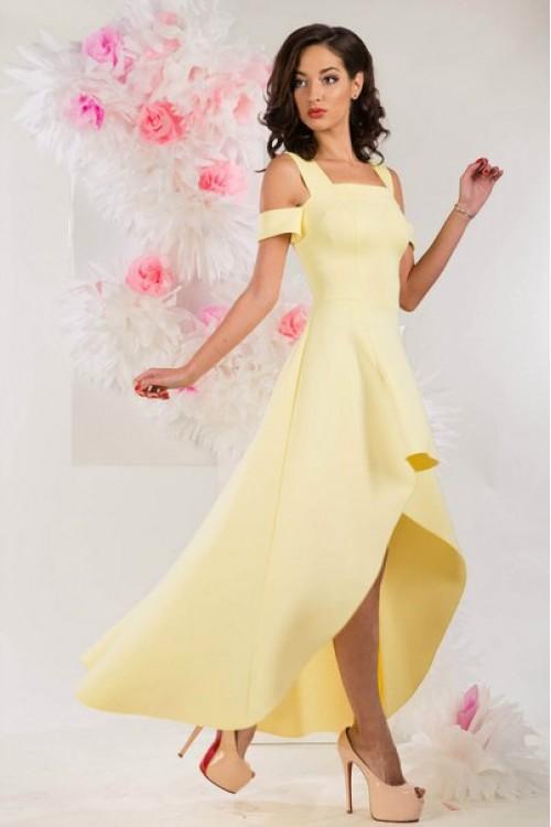 Платье 3278 желтый