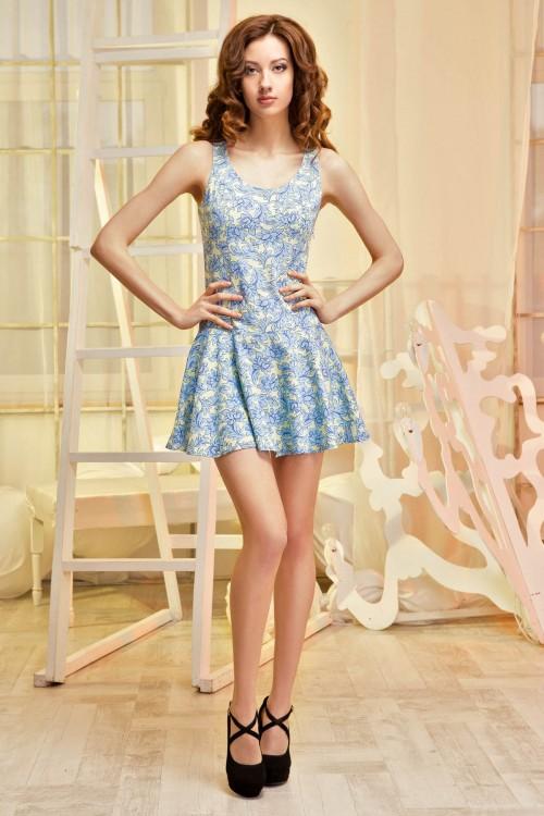 Платье 87-01