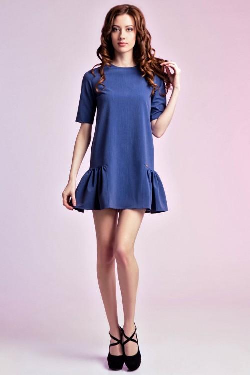 Платье 83-01 джинс