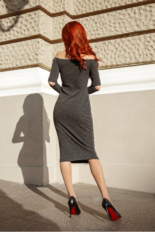 Платье 3352 черный