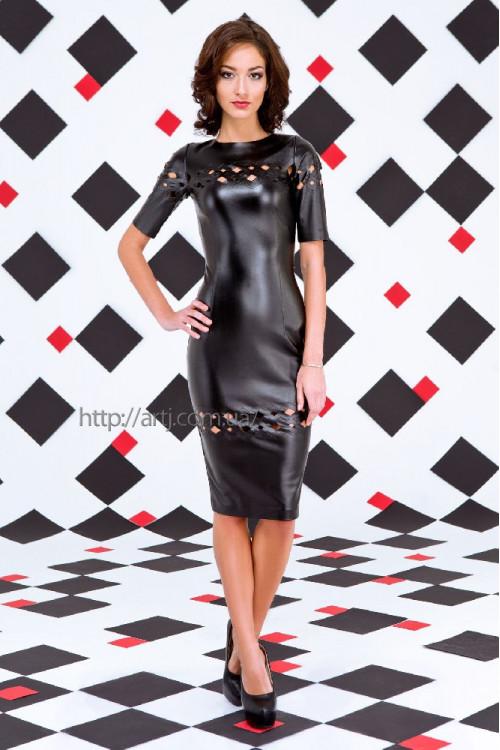 Платье 3257 черный