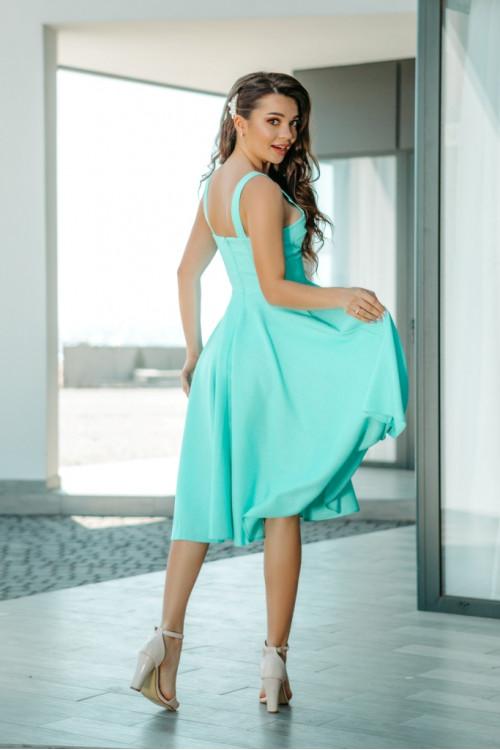 Платье 3460 мята