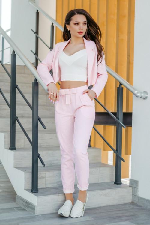 Костюм 5032 розовый