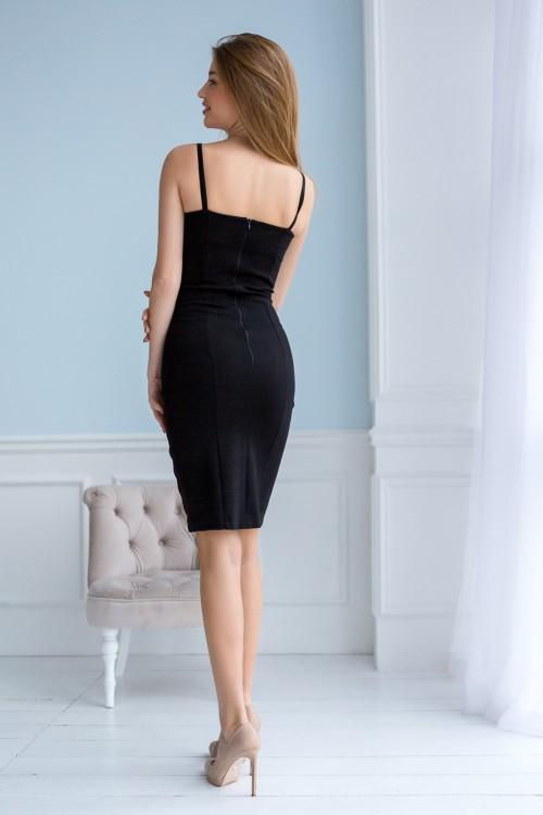Платье 3423 черный