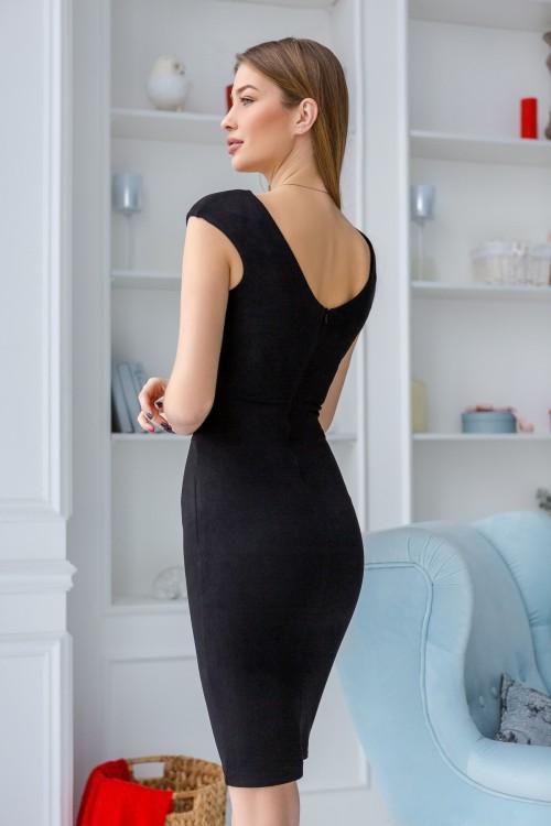 Платье 3411 черный
