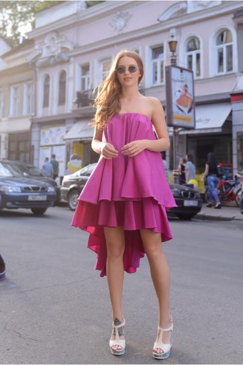 Платье 3359 фуксия