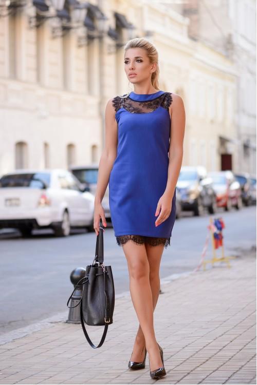 Платье 3345 Электрик