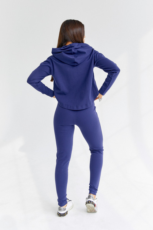 Спортивный костюс 5039 синий