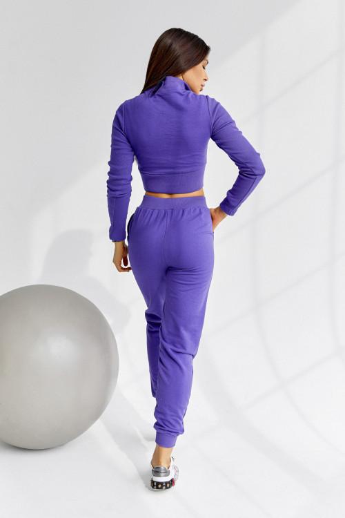 Спортивный костюс 5037 сирень