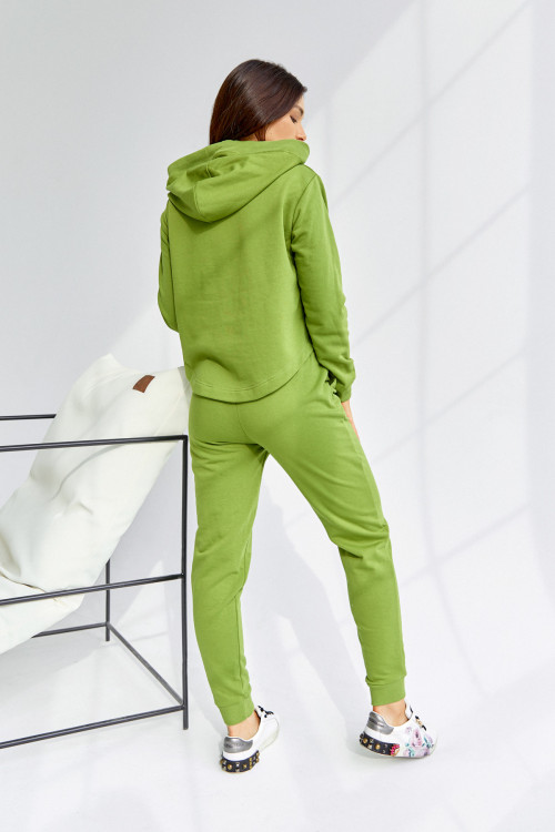 Спортивный костюс 5038 оливковый