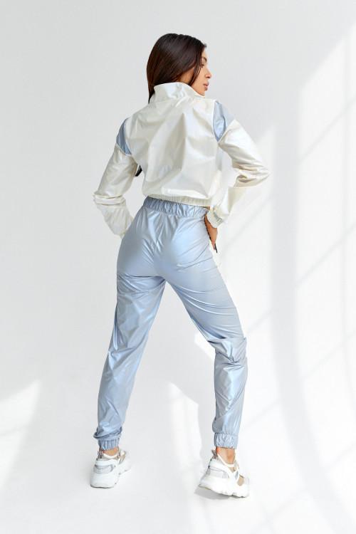 Спортивный костюс 5045 белый