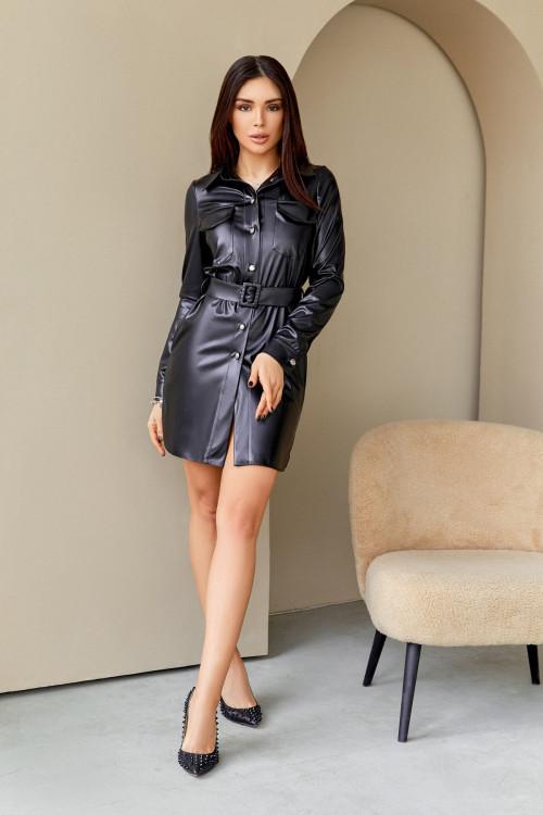 Платье 3539 черный