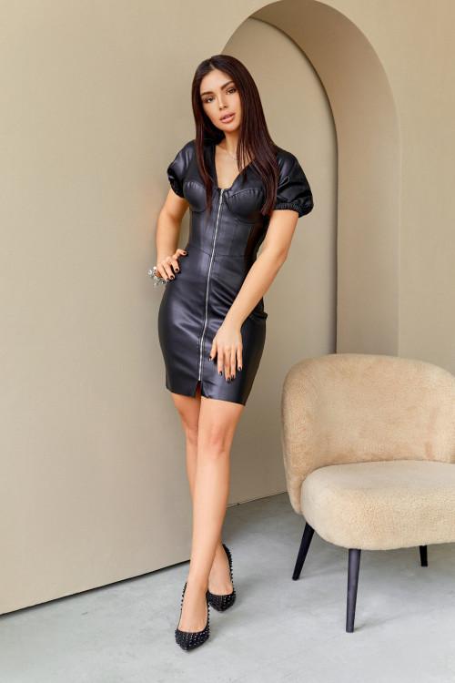 Платье 3547 черный
