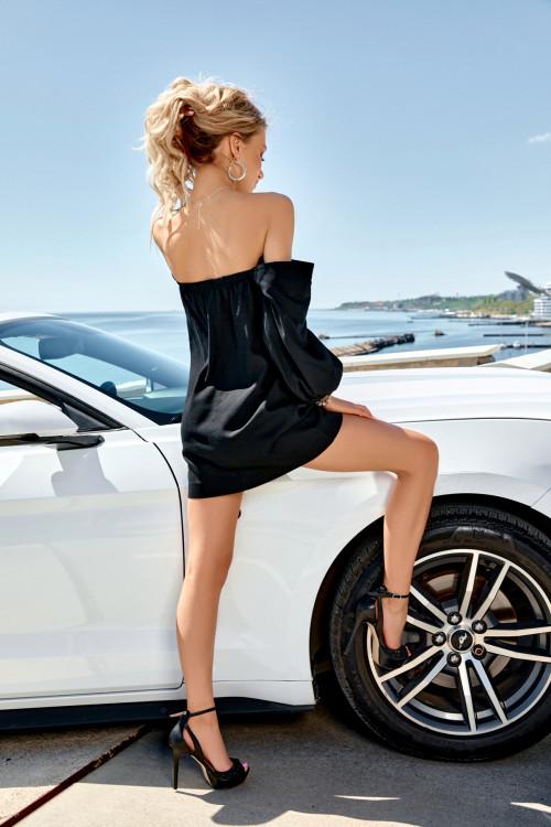 Платье 3563 черный