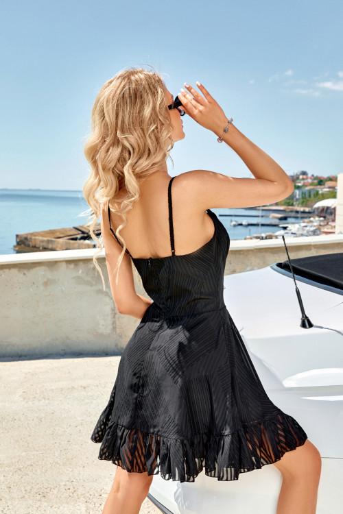 Платье 3559 черный