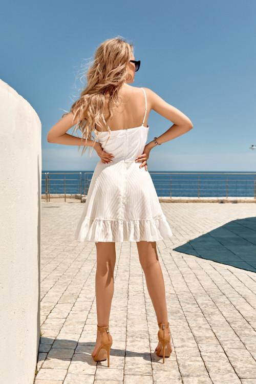 Платье 3559 белый