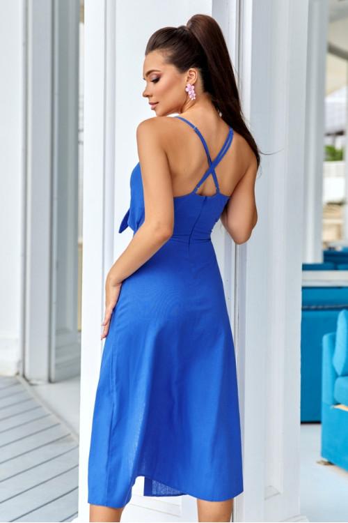 Платье 3525 джинс