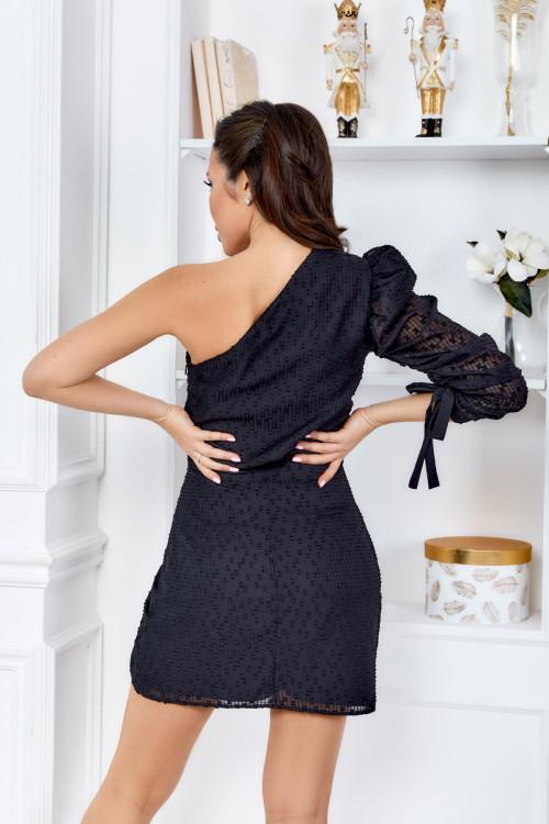 Платье 3555 черный