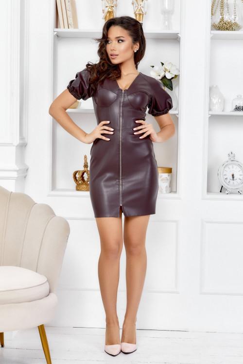 Платье 3547 сливовый