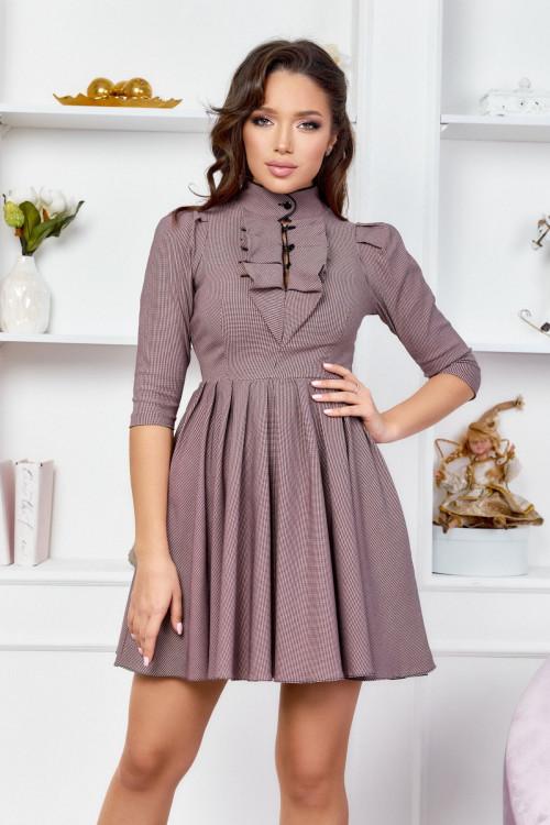 Платье 3542 розовый