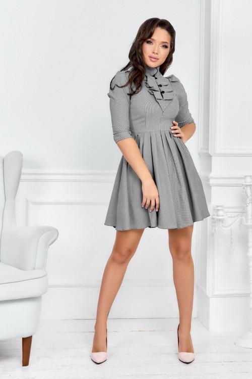 Платье 3542 белый