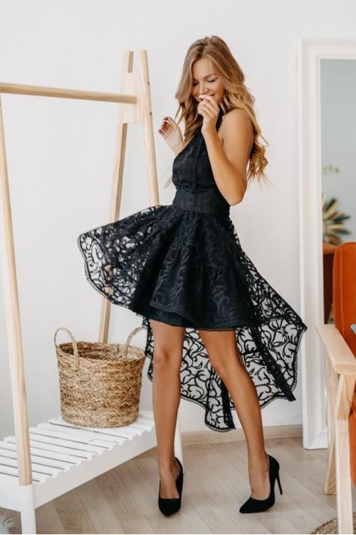 Платье 3474 черный