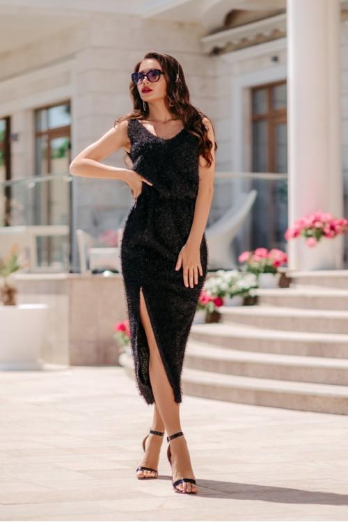 Платье 3507 черный
