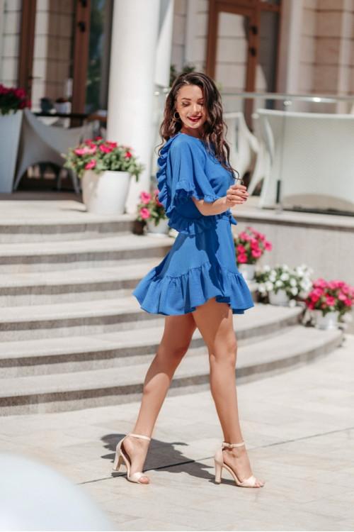 Платье3504 джинс