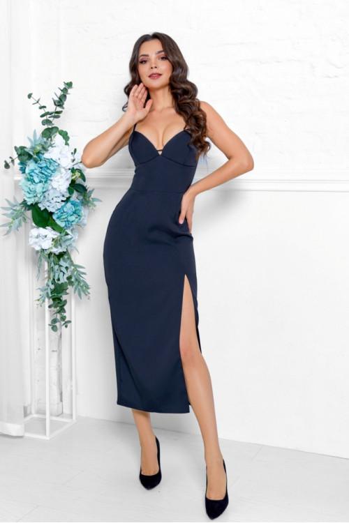 Платье 3528 черный