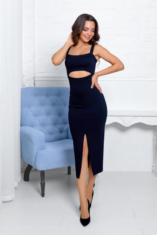 Платье 3473 черный