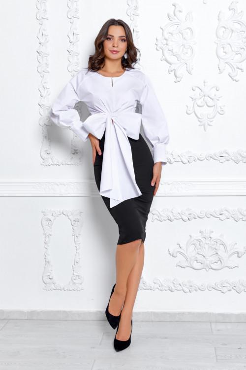 Блузка 2113 белый