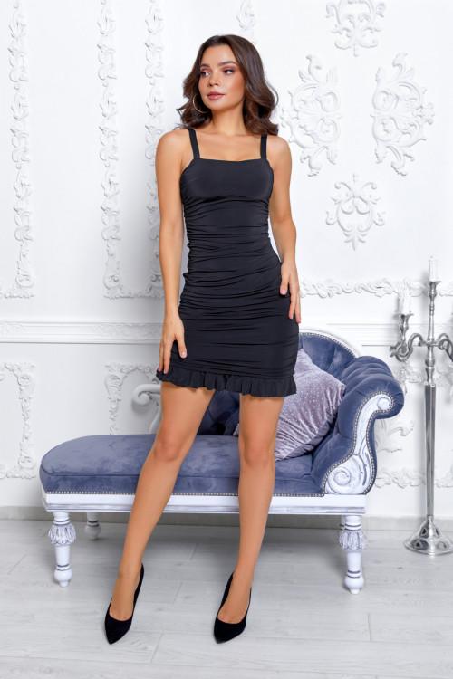 Платье 3533 черный