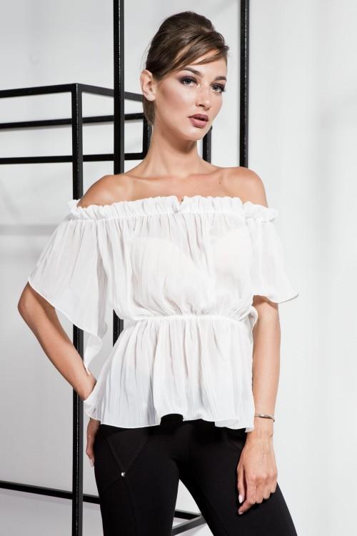 Блузка 2088 белый
