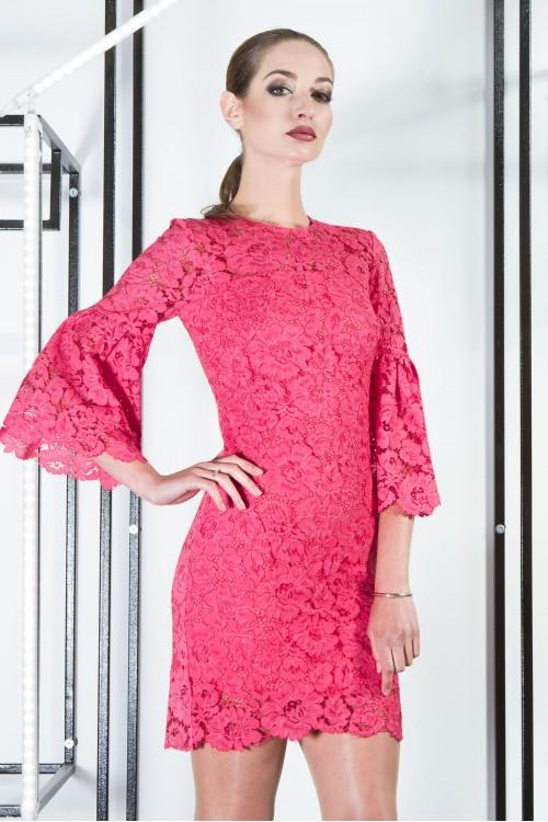 Платье 3355 малина