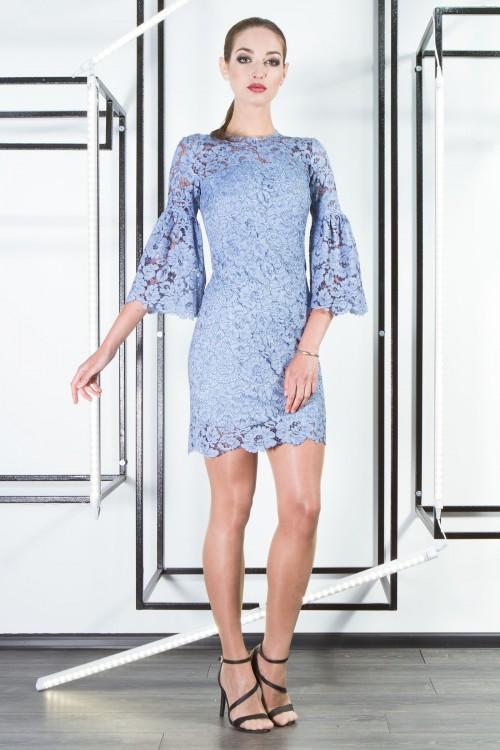 Платье 3355 джинс