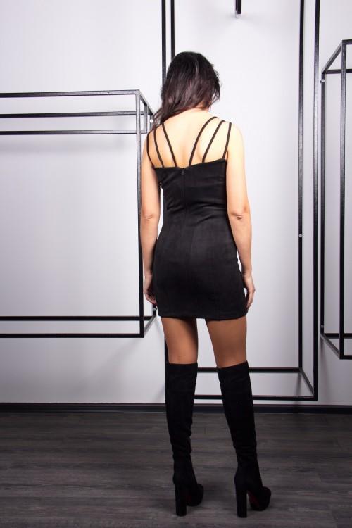 Платье 3408 черный