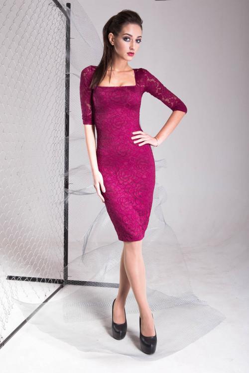 Платье 3323 Марсал