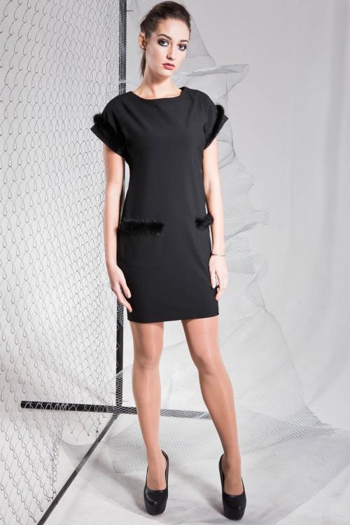 Платье 3319 черный