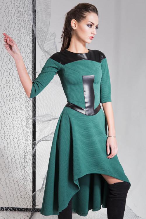 Платье 3312 зеленый