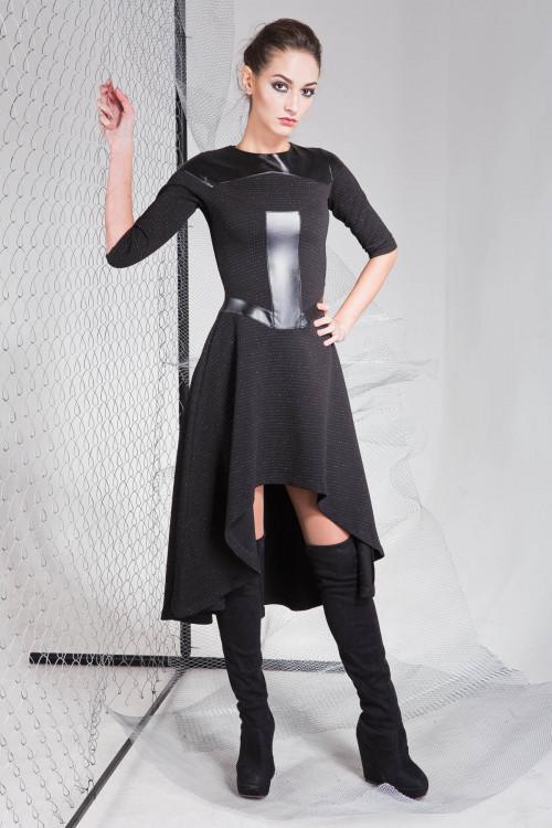 Платье 3312 черный