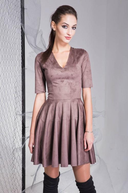 Платье 3316 Капучино
