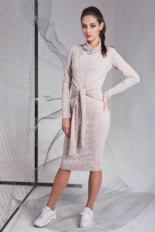 Платье 3324 беж