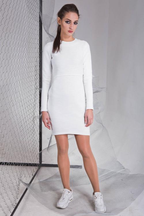 Платье 3321 белый